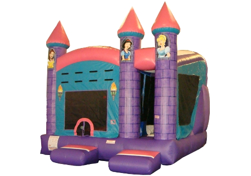 Princess Bounce/Slide Combo